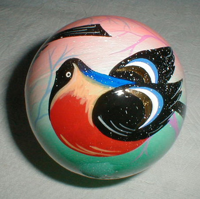 Ball for Sweets Christmas Ornament
